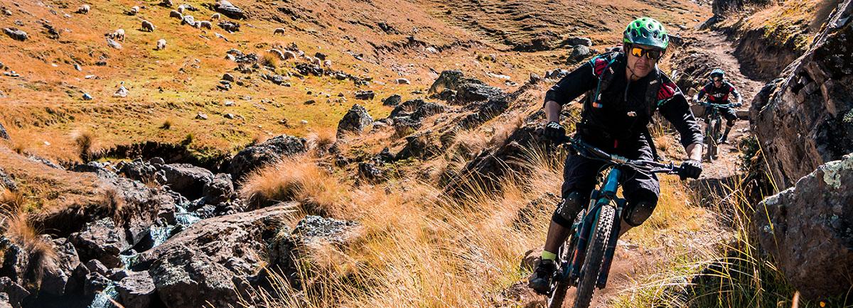 Peru Biking Best of Lamay Mountain Bike Trails