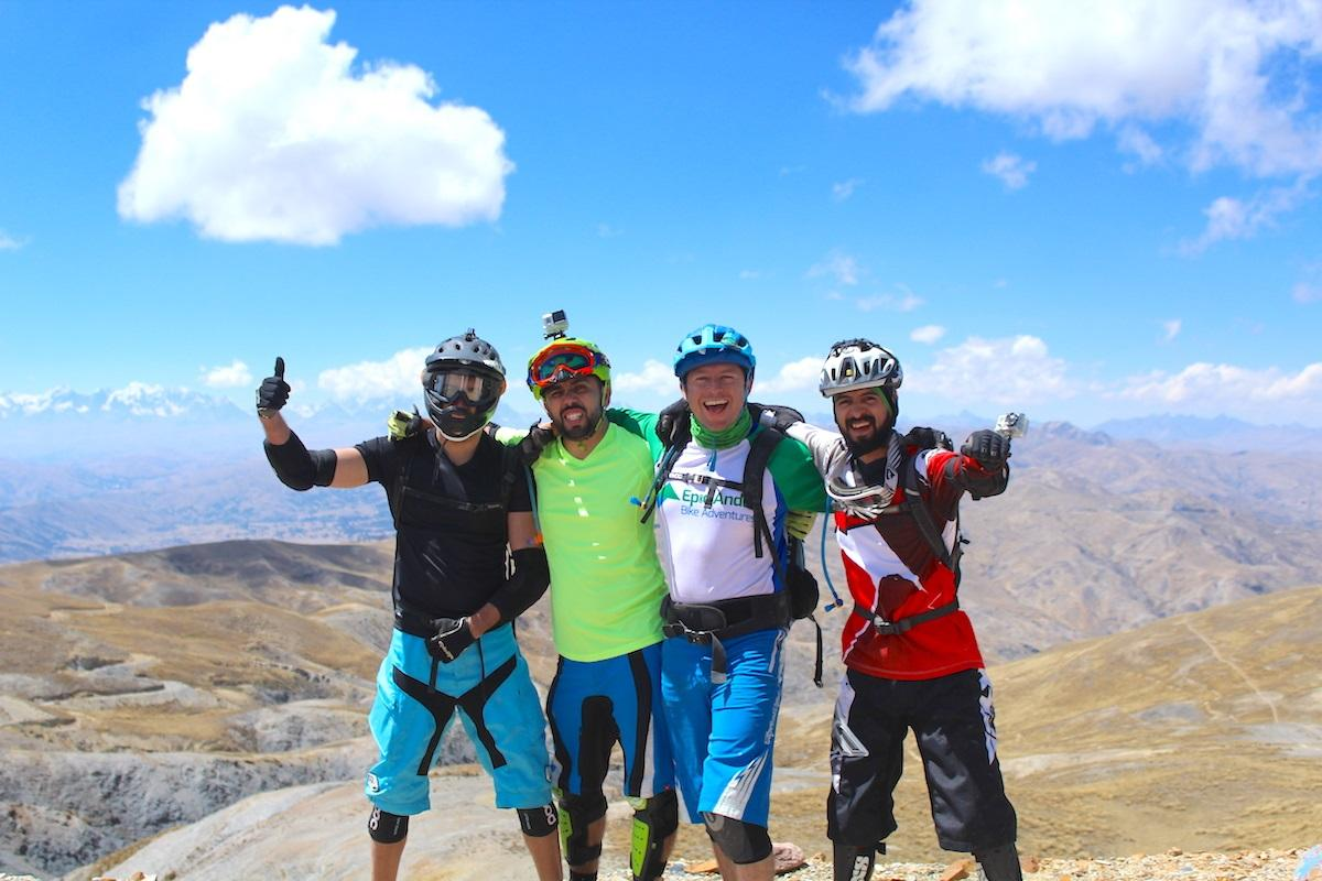 Epic South Valley Full Day MTB Tour