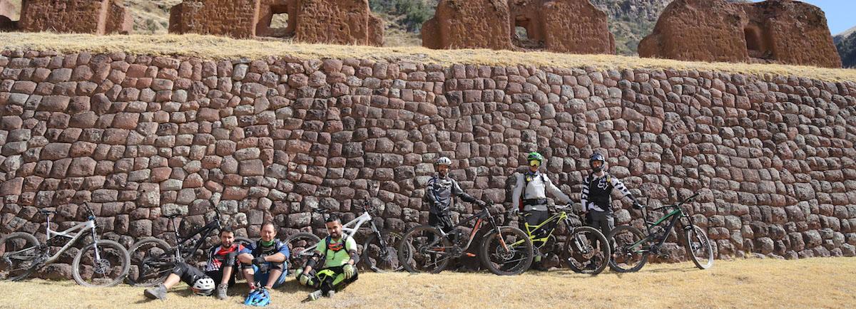 Huchuy Qosqo Inca Ruins Mountain Bike Tour